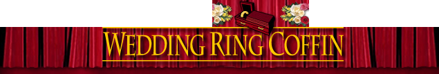 WeddingRingCoffin